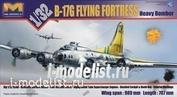 01E04 HK Models 1/32  Самолет B-17G Flying Fortress (late version)