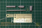 MM35171 Magic Models 1/35 105-мм ствол IMI. Для установки на модель Меркава Мк.IIB/D (Takom)