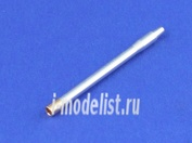48 L-08 Aber 1/48 British Q.F., 6 pdr. 57 mm Mk.III gun barrel for Centaur, Cromwell