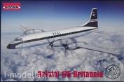 312 Roden 1/144 Самолёт Bristol 175 Britannia