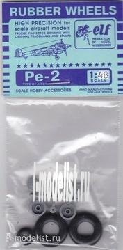 4826 ELF Productions 1/48 Пе-2
