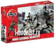 2702 Airfix 1/32 Немецкая пехота (German Infantry)