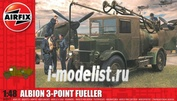 3312 Airfix 1/48 Albion AM463 3-Point Refueller