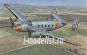 A028 Azur 1/72 Самолет MD 312 Flamant