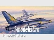 02838 Trumpeter 1/48 Самолет F-100C