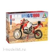 4641 Italeri 1/9 Motorcycle B. M. W. R80 G/S 1000 Paris Dakar 1985