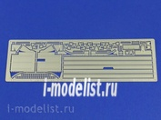 35 222 Aber 1/35 Фототравление для Fenders for Panther Ausf.G and Jagdpanther