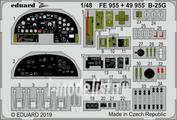 FE955 Eduard 1/48 Фототравление B-25G