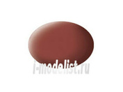 36137 Revell Aqua - paint reddish-brown, matte