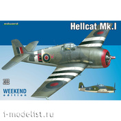 7437 Eduard 1/72 Hellcat Mk. I