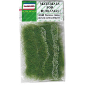 30113 DasModel Grass Strips 12mm Light Green 8 pcs
