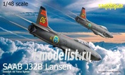 TA4802 Tarangus 1/48 J32B Lansen RT
