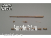 N35041 Zedval 1/35 Kit of parts for BTR-80A