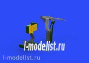 648372 Eduard 1/48 Дополнения для Пе-2 пулемёты УБТ
