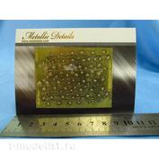 MD3513 Metallic Details 1/35 Фототравление Листья лианы тип 3