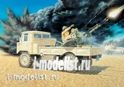 Eastern Express 35132 1/35 Army truck with ZU-23-2