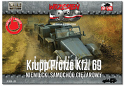 FTF051 First to Fight 1/72 Kfz. 69 (magazine)