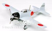 61025 Tamiya 1/48 A6M3 Type 32 Zero Fighter (HAMP) 7 фигур.
