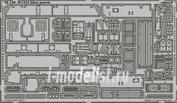 36130 Eduard 1/35 Фототравление для M-1131 blast panels