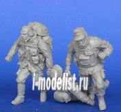 MCF35221 MasterClub 1/35 Современные Немецкие солдаты. три фигуры
