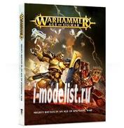 80-02-60 Warhammer 40.000 Warhammer Age of Sigmar Book (ENG)