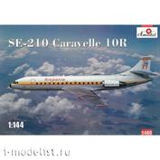 1480 Amodel 1/144 Пассажирский самолет SE-210