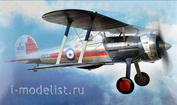 64803 Merit 1/48  Gloster Gladiator MK I