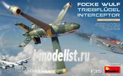40002 MiniArt 1/35 Fighter Focke-Wulf Triebflügel
