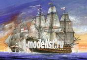 9021 Звезда 1/180 Флагманский корабль адмирала Нельсона