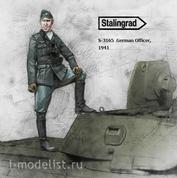 S-3165 Stalingrad 1/35 Немецкий офицер