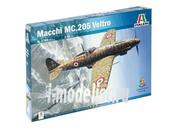 2765 Italeri 1/48 Истребитель MACCHI MC.205