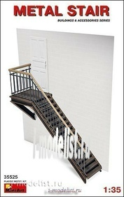 MiniArt 1/35 35525 Metal stair