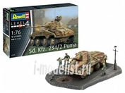 03288 Revell 1/76 Sd.Kfz. 234/2 Puma