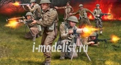 02631 Revell 1/32 British Infantry, WWII