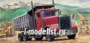 3783 Italeri 1/24 Автомобиль Freightliner Heavy Dumper Truck