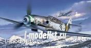 04665 Revell 1/32 Самолет Истребитель Мессершмитт Bf.109 G-6