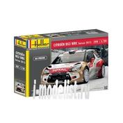 80758 Heller 1/24 CITROEN DS3 WRC Saison 2013