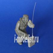 Mcf35150 MasterClub 1/35 Советский офицер с радиостанцией Р-159. Афганистан