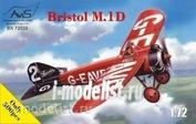 72033 Avis 1/72 Самолет Bristol M.1D