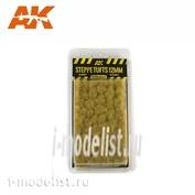 AK8125 AK Interactive Степные пучки травы, 12 мм