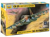 7227 Звезда 1/72 Советский штурмовик Су-25