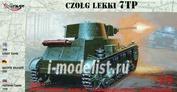 726001 Mirage Hobby 1/72 7TP light tank