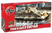 3310 Airfix 1/76 Танк King Tiger