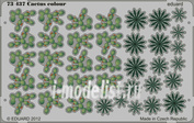 73437 Eduard 1/72 Фототравление для Cactus colour