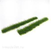 3039 DasModel 1/35 Полоски травы светло - зелёные 5мм  10шт.