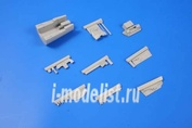 5096 CMK 1/32 Дополнение F-104G/S – Interior set 1/32 for Italeri kit