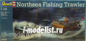 05204 1/142 Revell North sea fishing trawler