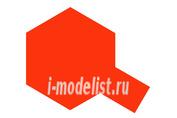 86024 Tamiya Краска-спрей PS-24 Fluorescent Orange, 100 мл.
