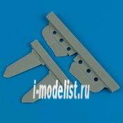 QB72 256 QuickBoost 1/72 Набор дополнений BfG-10/K stabilizer