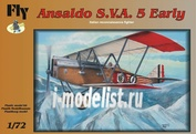 FLY72001 Fly 1/72 Ansaldo S.V.A. 5 Early